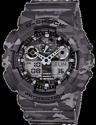 G-Shock - Gray Duo Camo Series