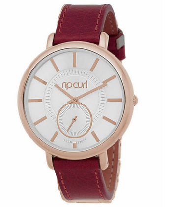 A2824G RipCurl Womens Emerson Leather Rose Gold
