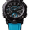 Thumbnail: GA-2000-1A2DR - G-SHOCK- Carbon Core Guard Series - Black/Ocean Blue