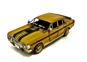 FORD 351GT MODEL CAR COLLECTABLE