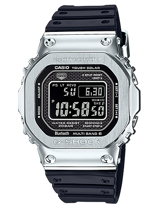 GMWB5000-1DR G-SHOCK 35TH ANNIVERSARY ALL-METAL MASTERPIECE
