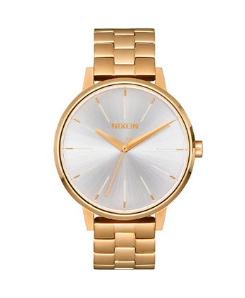 A099 508-00 NIXON Ladies KENSINGTON | All gold | White dial
