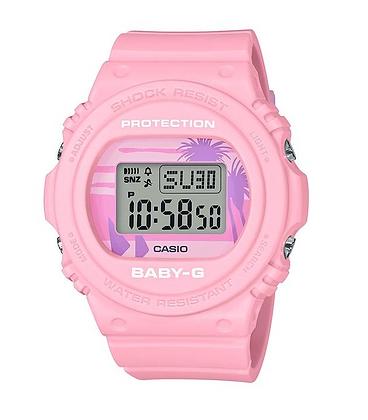 BGD570BC-4D Pink Retro Pastel