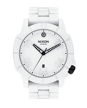 A506SW-2243 Nixon Ranger Storm Trooper white