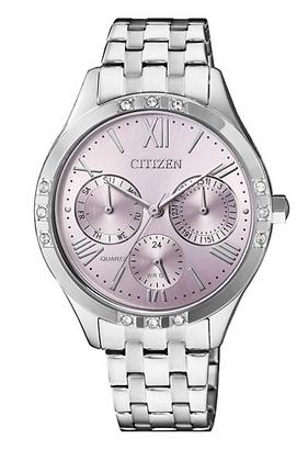 ED8170-56X Citizen Ladies pink watch