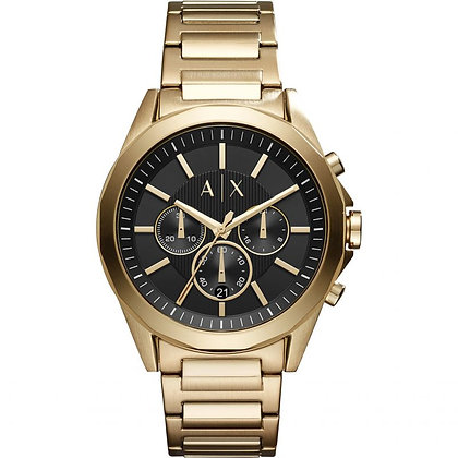 AX2611 A|X - Drexler Gold/Black Chrono
