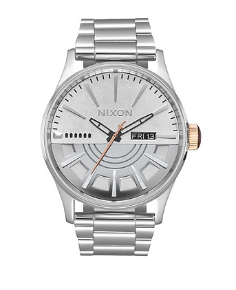 A356SW-2445 Nixon Sentry Phasma Silver Men's