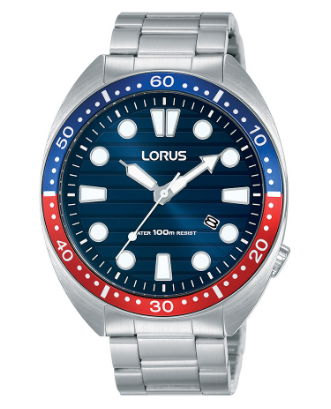 RH925LX-9 LORUS BLUE DIAL