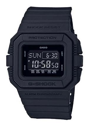 DWD5500BB-1D G-Shock Matte Black