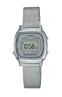 LA670WEM-7DF CASIO Ladies Vintage watch