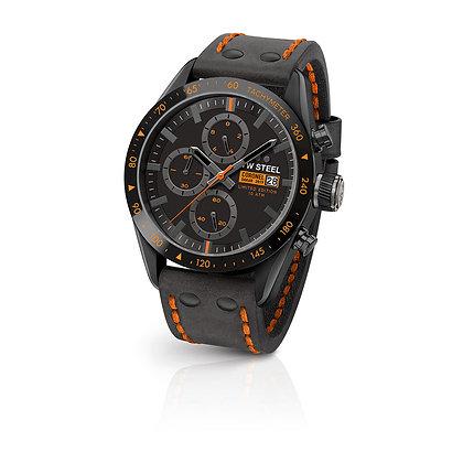 TW996 TW-Steel Limited Edition - DAKAR Coronel Black and Orange