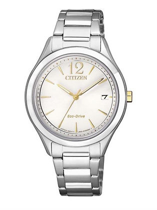 FE6124-85A Citizen ladies Dress collection with Eco-drive