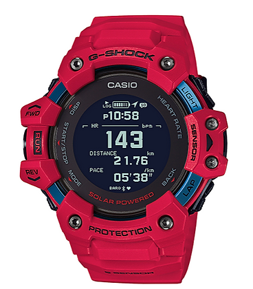 GBDH1000-4D G-Shock  Heart Rate Monitor + GPS