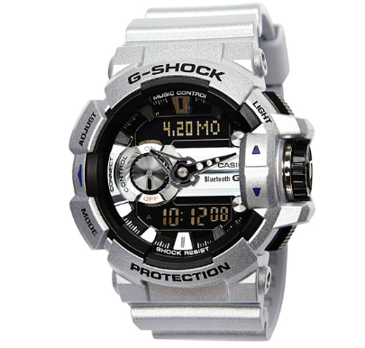 GBA400-4B G-SHOCK G'Mix Silver
