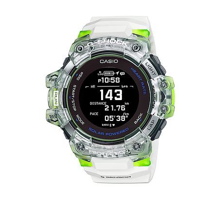 GBDH1000-7A9D G-Shock  Heart Rate Monitor + GPS