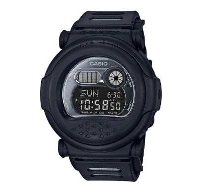 G-001BB-1DR G-Shock Black Digital