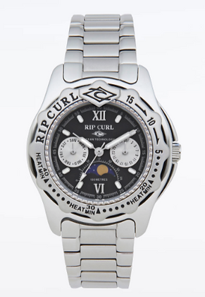 A3200-0090 Rip-curl SSS watch with Large Moonphase Heat Bezel