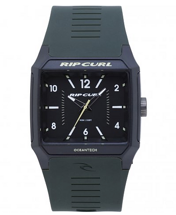 A3038 RIP CURL Rifles Analogue | Military green
