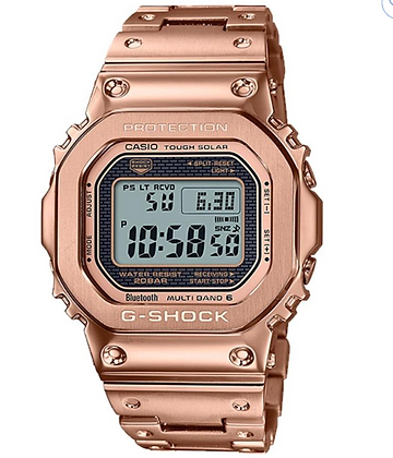 GMWB5000GD-4D G SHOCK 5600 ROSE COLOUR