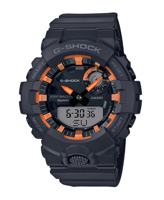 GBA-800SF-1ADR G-Shock G-Squad Bluetooth