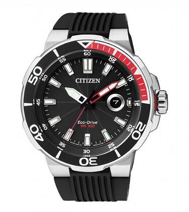 AW1420-04E - Citizen Eco Drive Divers