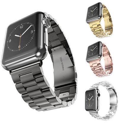 Apple watch link bands