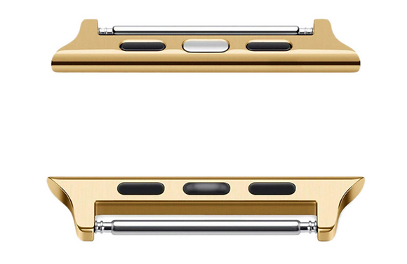 Stainless Steel Link Adapter for Apple watch