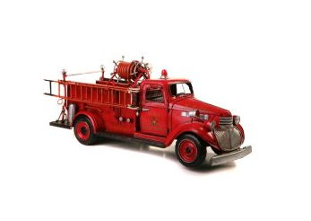 FIRE TRUCK COLLECTABLE