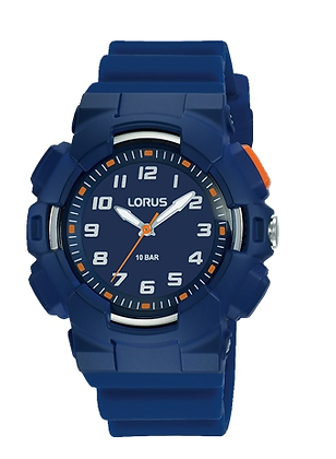 R2349NX-9 LORUS BLUE ANALOGUE
