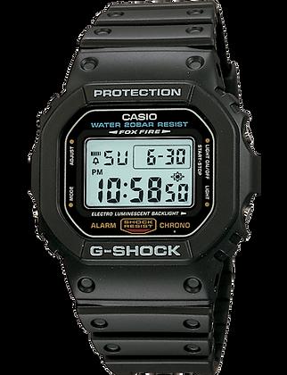 DW-5600E-1VDF - G-SHOCK Black Original Digital