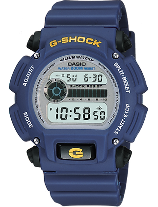 DW-9052-2VDR - G-SHOCK Blue Basic Round Digital