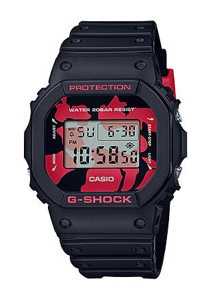 DW5600JK-1D G SHOCK DIGITAL NISHIKIGOI