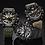 Thumbnail: GG-1000-1A3DR Black and Green Twin Sensor Mudmaster