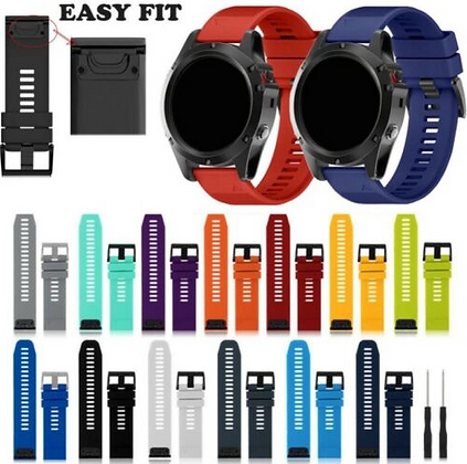 Fenix 5S Replacement 20mm watch strap
