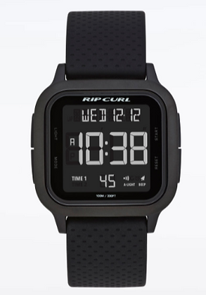 A3199  RIP CURL Next Digital watch | Black