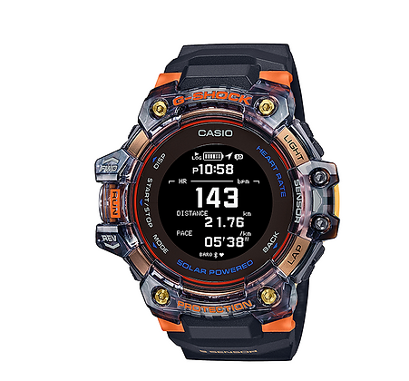 GBDH1000-1A4D G-Shock  Heart Rate Monitor + GPS
