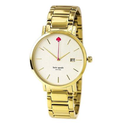 1YRU0009 - New York Gramercy Grand Pearl Dial Ladies Watch