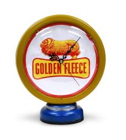 GOLDEN FLEECE CLOCK COLLECTABLE