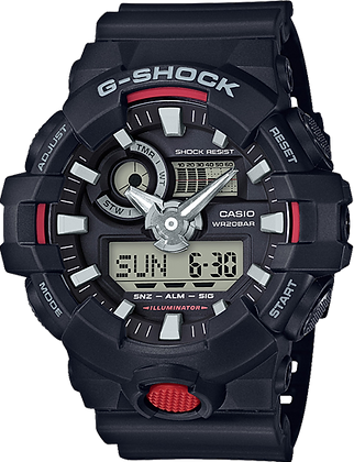 GA-700-1ADR - G-SHOCK Duo/Chrono