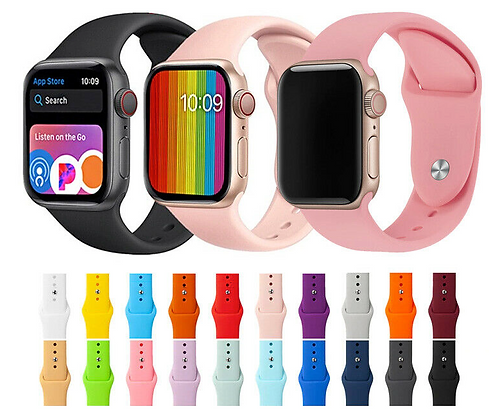 Apple Silicon watch bands size:38mm/40mm or 42mm/44mm