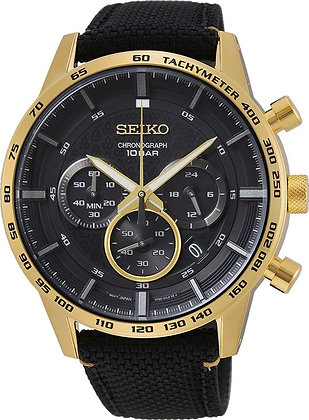 SSB364P1 - Seiko - Limited Edition 50th Anniversary Gold/Black Nato
