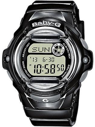 BG-169R-1DR Baby-G - Black Digital