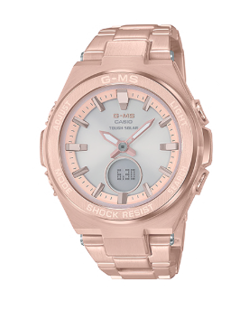 MSG-S200DG-4ADR BABY-G SOLAR Pink Gold