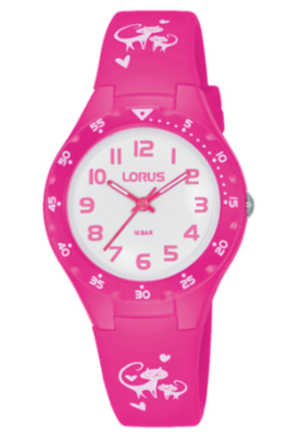 RRX55GX9 Lorus Pink watch