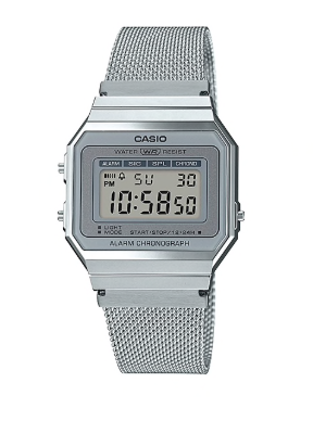 A700WM-7A Casio Vintage Steel Mesh