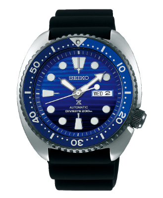 "SRPC91K1 - Seiko Prospex Automatic ""Save the Ocean"""