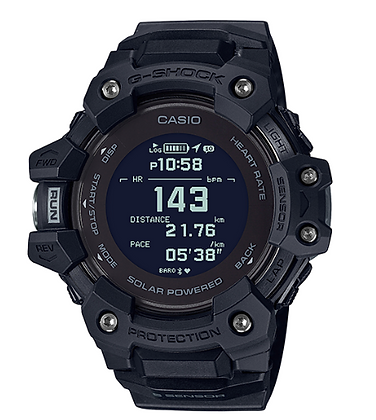 GBDH1000-1D G-Shock  Heart Rate Monitor + GPS