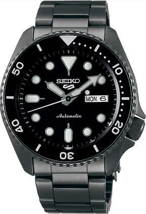 SRPD65K Seiko  Black Automatic