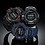 Thumbnail: GBD100-1DR G-Shock G-Squad Black with Red
