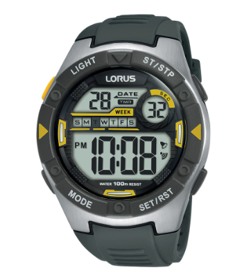 R2397MX9 Lorus Mens Sports 100M